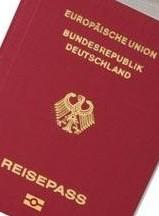Elektronischer Pass