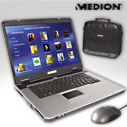 Medion Notebook